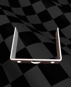 STAINLESS-STEEL-GAUGE-BRACKET-FOR-2.5-INCH-INSTRUMENTS