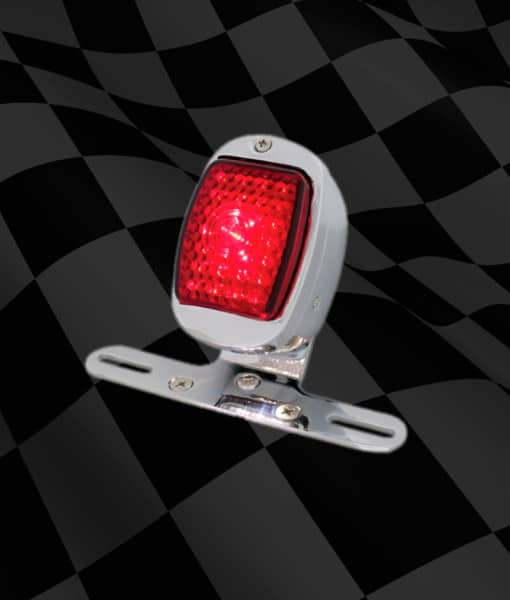 CHROME-LED-REAR-TAIL-LIGHT