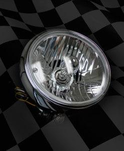 New-Custom-7-Chrome-Headlight-assembly