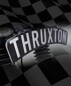 THRUXTON-Curved-License-Plate