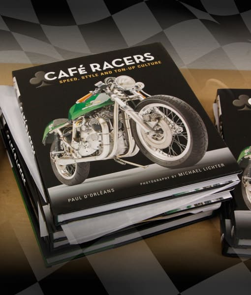 cafe-racers-hard-cover-book