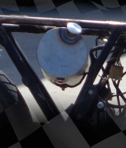 Round-Steel-3-Quart-Motorcycle-Oil-Tank-cb750-honda