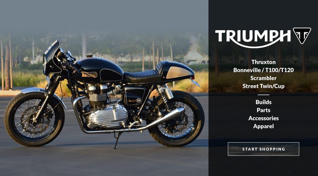 Triumph Thruxton Seat Cowl