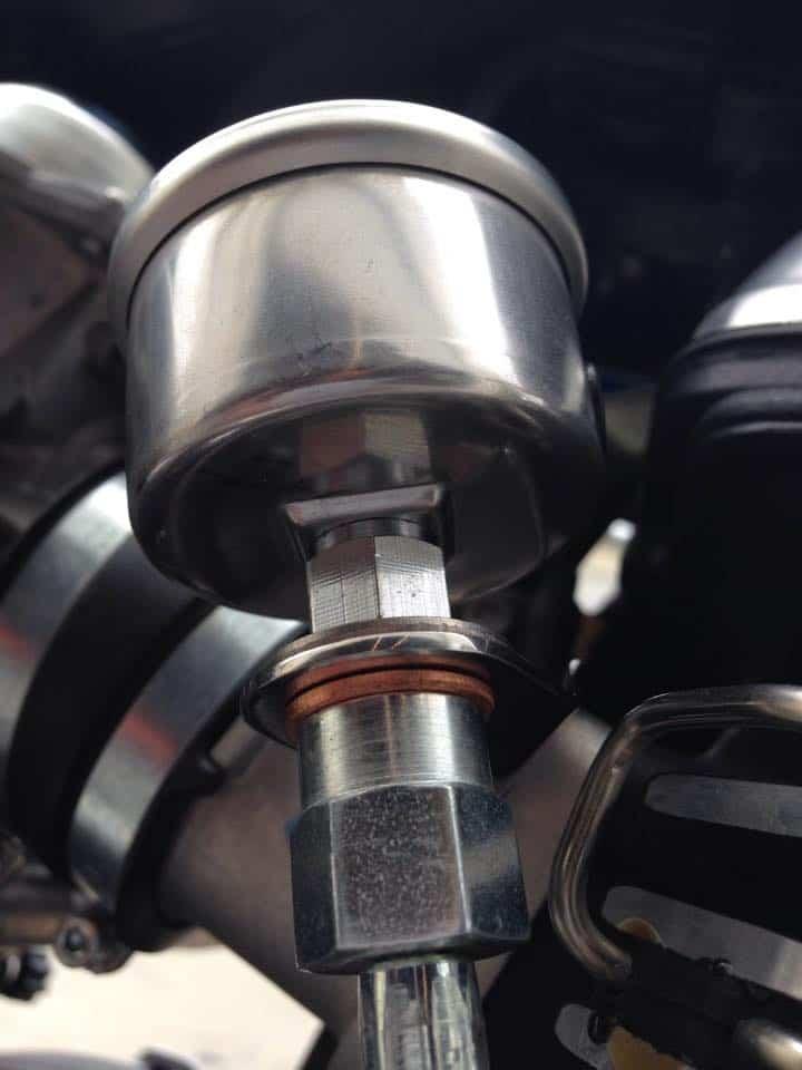 Oil pressure kit3