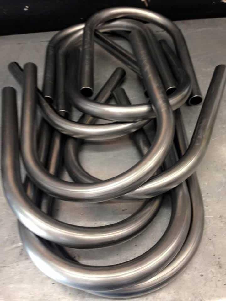 Hoop Kit Steel Tubing For Honda Cb750 Cb550 Cb500 Carpy