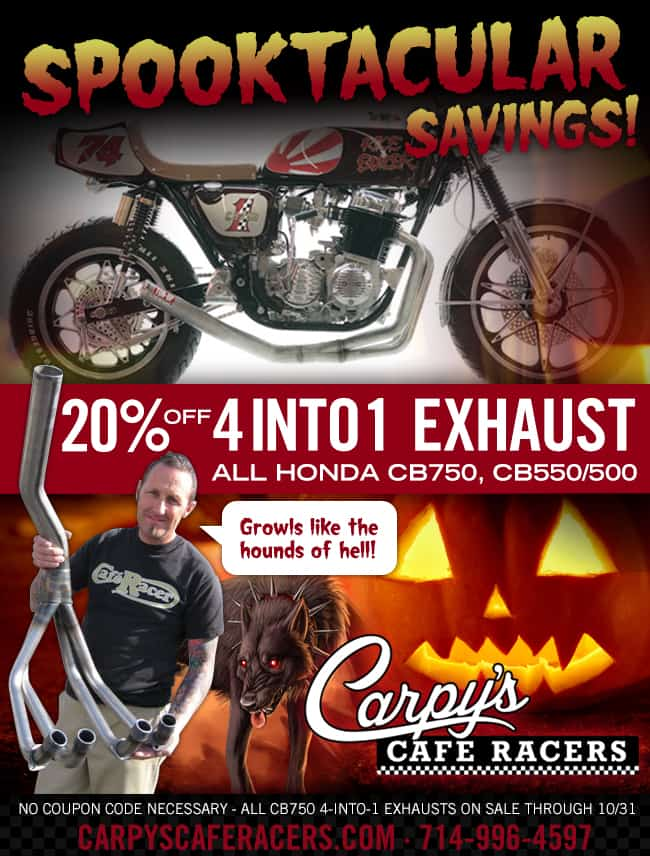 spooktacular_carpys-cafe-racers_20-percent-off