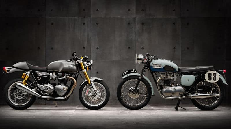 Thruxton new 8