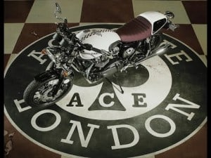 thruxton ace