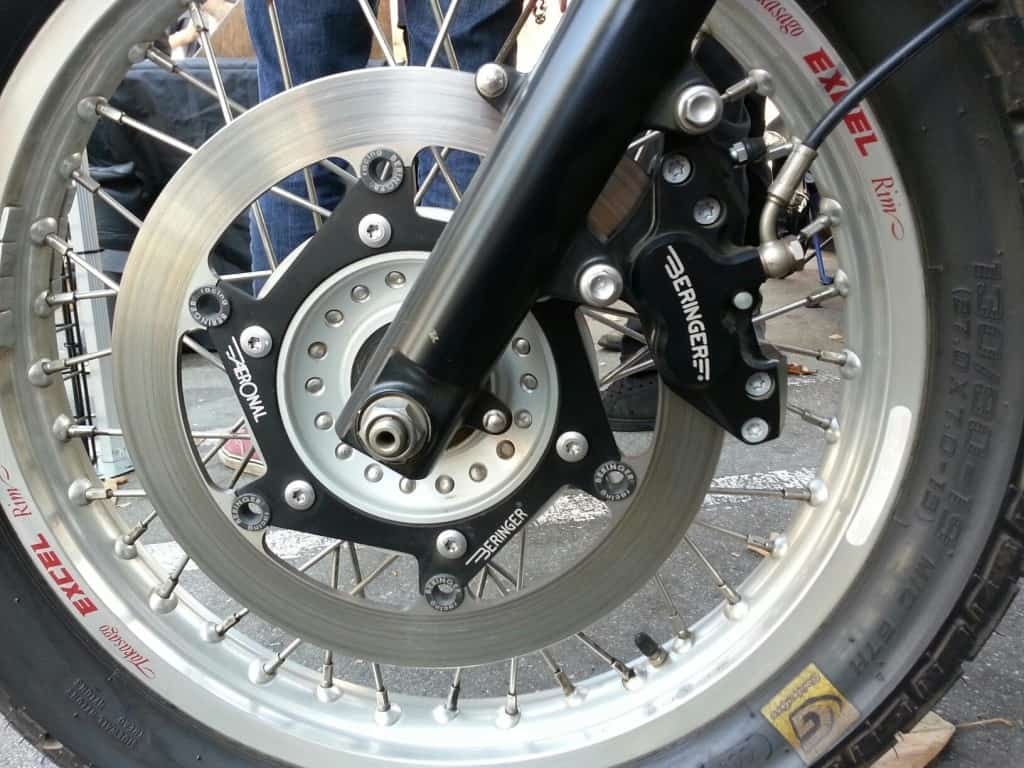 beringer brake 1