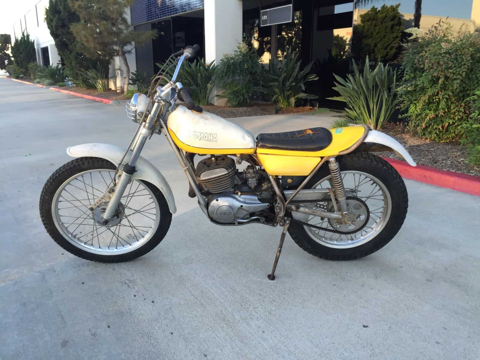 Yamaha Ty  For Sale