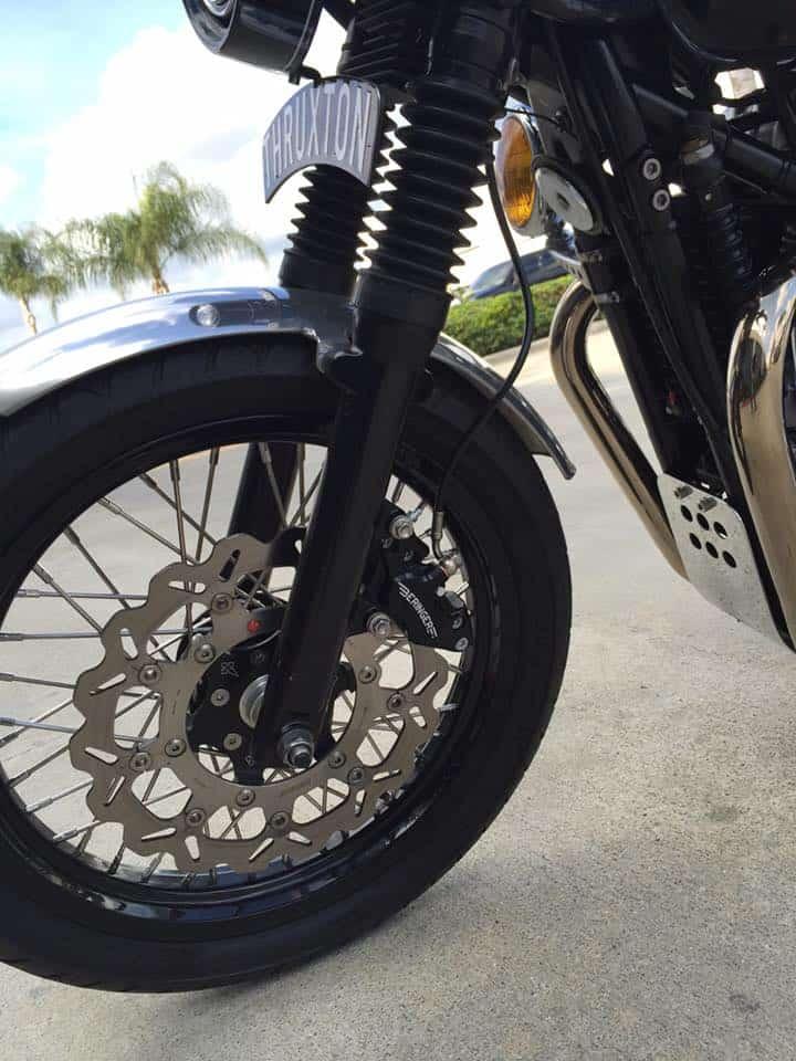 Beringer Brake 17