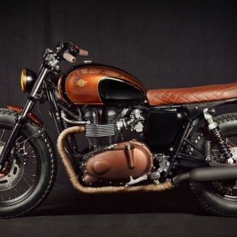 Triumph-Bonneville-Custom-By-Ton-Up-Garage-Left-Side-Profile