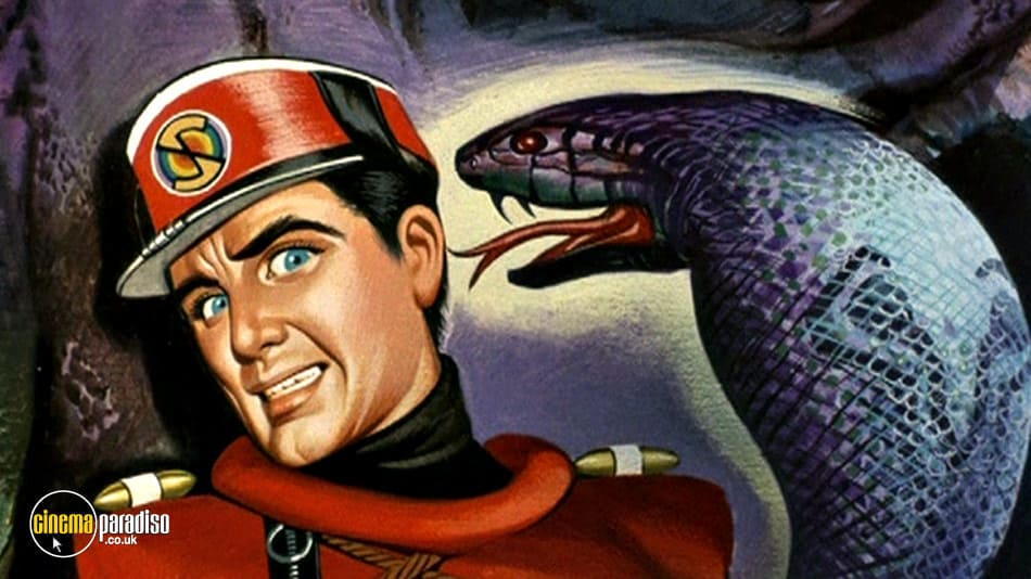 captain scarlet1