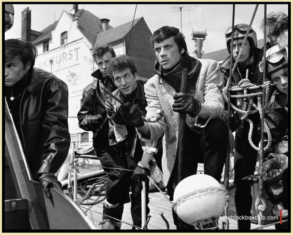 the damned 1963b