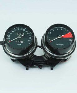 gauges mph