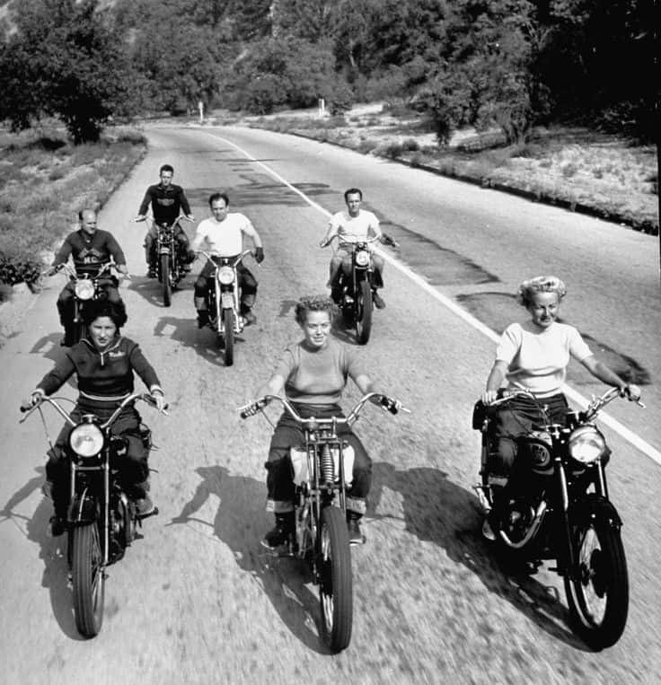 girls on bikes Life