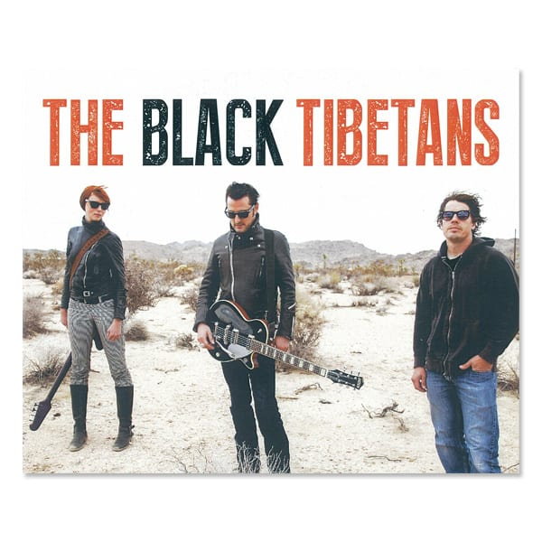 Dean the Black Tibetans