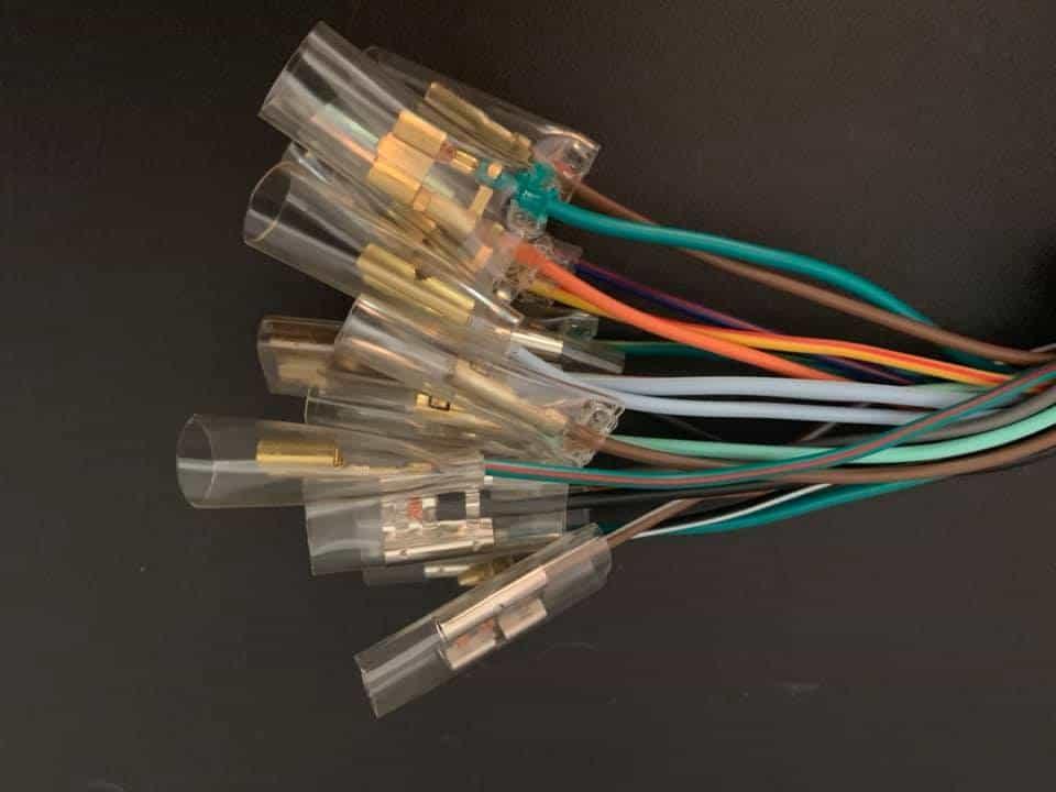 Cb550 Honda Wire Harness 1974