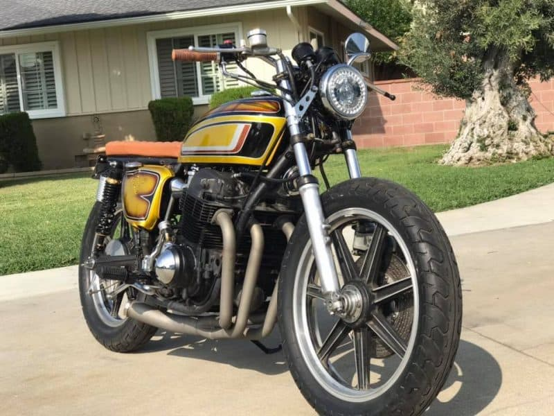 Carpy's Cafe Racers – Cafe Racer Motorcycle Parts, Supplies