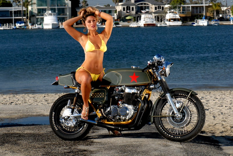 High Temp Engine Paint Silver Carpy S Cafe Racers