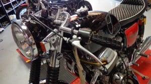 Clutch Lever Switch Honda CB 750 F2 1977 SOHC