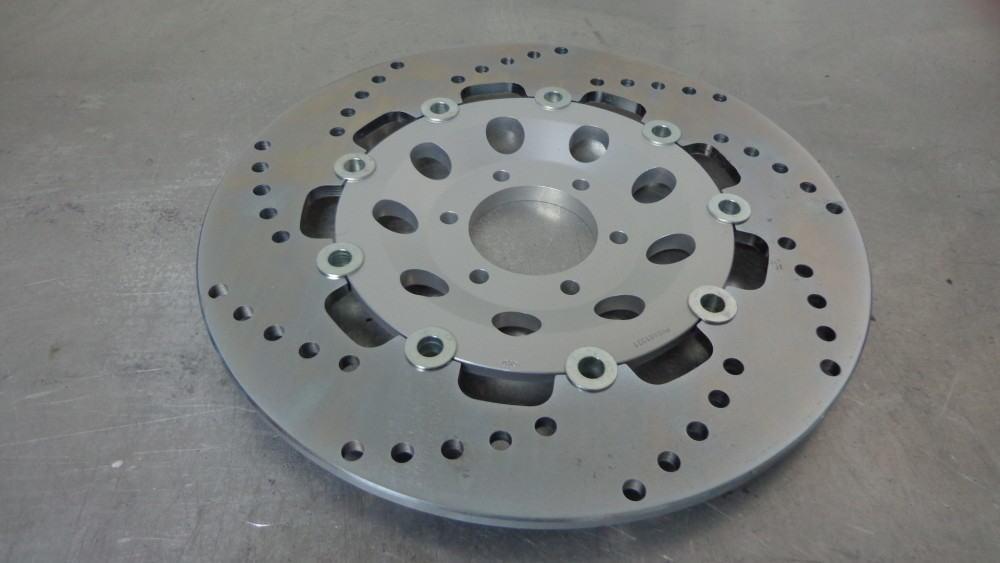 Details about  /EBC Pro Lite Rear Brake Disc For Honda 2008 XL1000 V8 Varadero