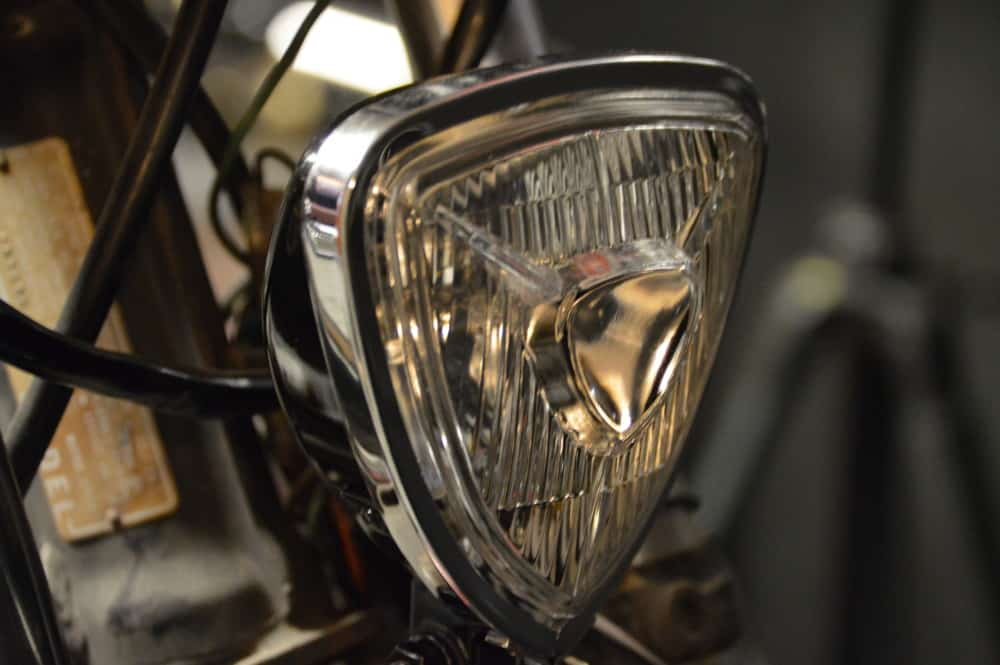 2015 Honda Rebel >> Triangle Headlight 5 Inch 12 Volt – Carpy's Cafe Racers