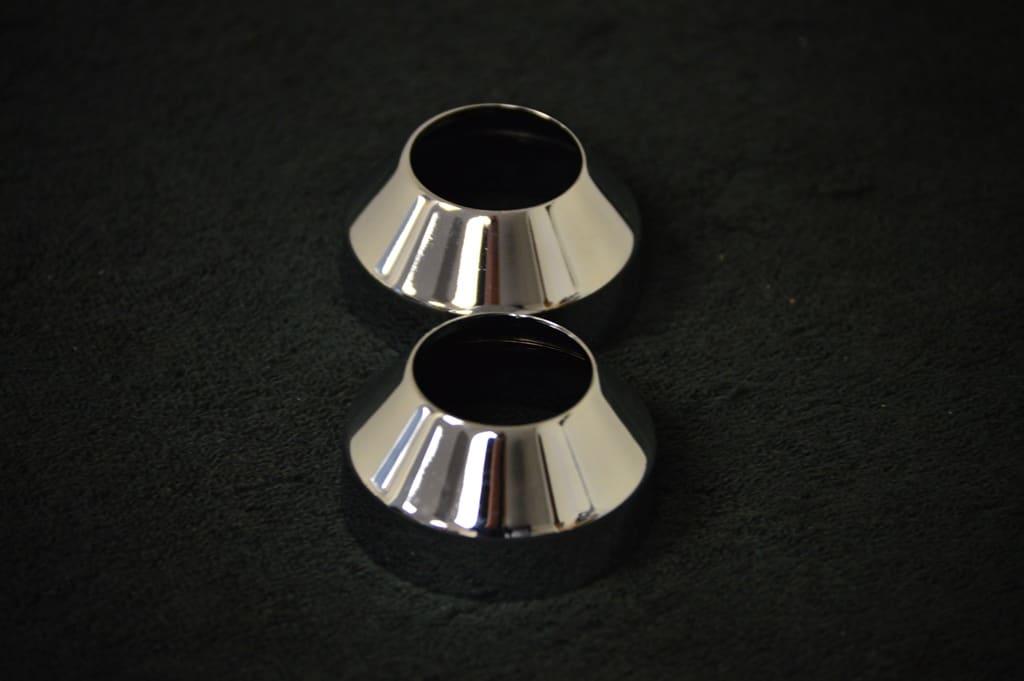 chrome fork caps 2