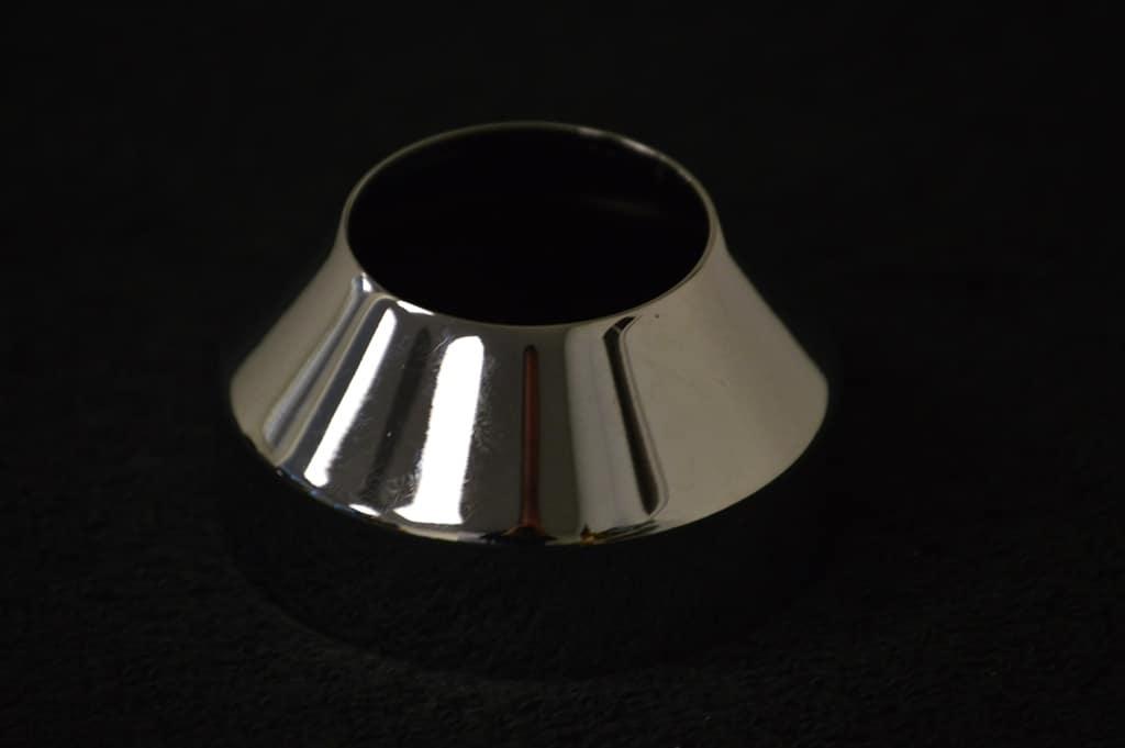chrome fork caps 5