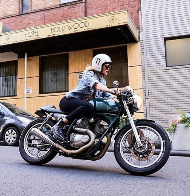 girls on bikes 17