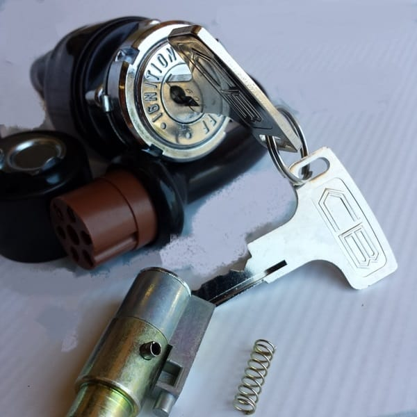 Ignition Switch  U0026 Lock 1969