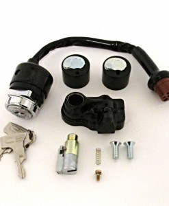 ignition switch aND LOCK