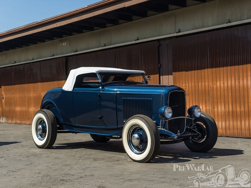 Pete Henderson Ford Roadster 1932 for sale at Sotheby\'s