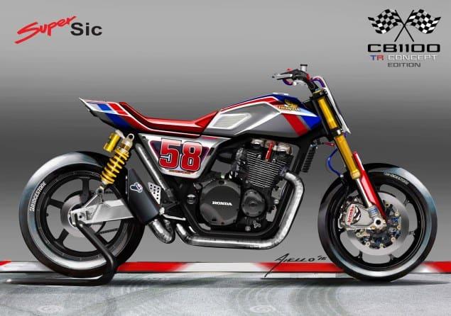 CB1100TR Concept