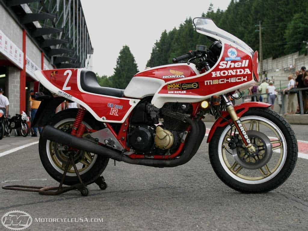 Honda Cb1100 In The 80s Was A Real Power House 2014 Headlight Wiring Diagram