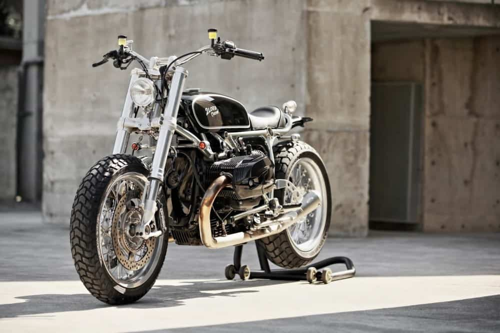 bmw r9t redesigned onto a tough looking scrambler by 2. Black Bedroom Furniture Sets. Home Design Ideas