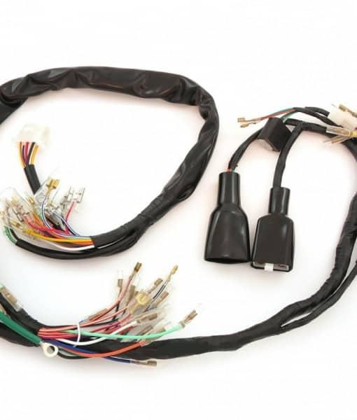 CB550F 1977 Harness