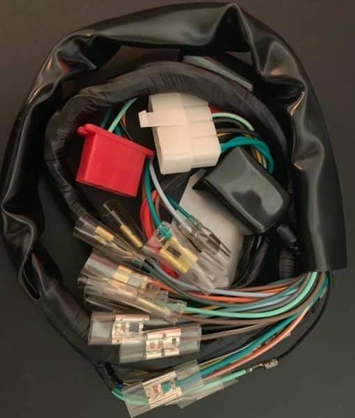 cb550 harness 74-75K