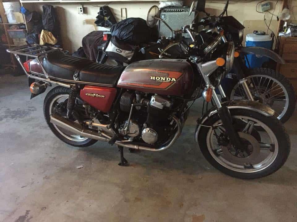 HONDA 1978 CB750F SUPER SPORT 4300