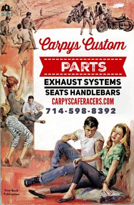 carpys parts