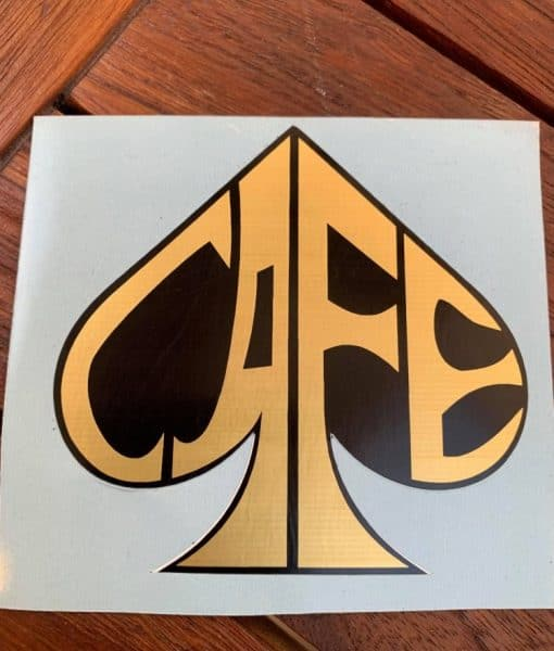 decal ace gold